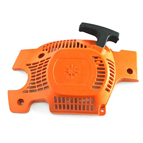Outdoor Parts Replaces Recoil Starter Rewind Start Assembly for Husqvarna  136 137 141 142 Chainsaw