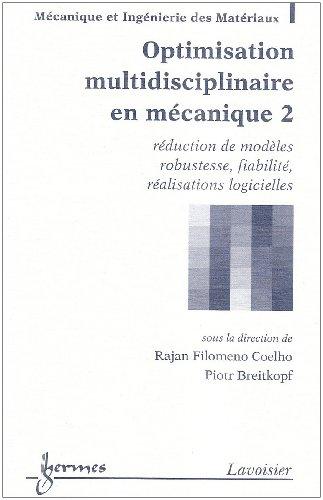 Optimisation multidisciplinaire en mécanique : 2 volumes