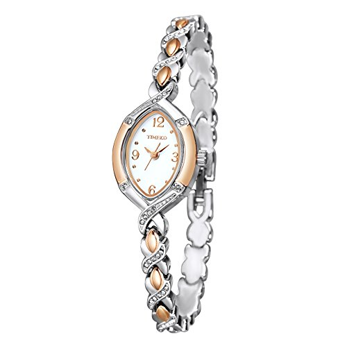 time100-armbanduhr-damen-edelstahl-ovale-shell-analog-quarz-silber-w50170l01a