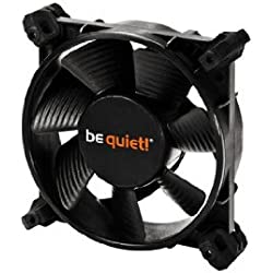 be quiet! SILENT WINGS 2 PWM Ventola, 92mm, Nero