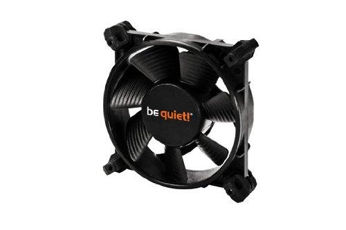 Be Quiet! BL029 Silent Wings 2 PWM Gehäuselüfter (92mm) (Desktop-fan 4-polig-computer)