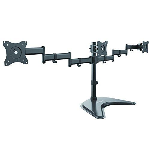 'StarTech. com Graphics Desktop Stand–ARTICULATING–Flat Panel Desk Mounts (8kg, 68.6cm (27), Computer Monitor, 75x 75mm, 100x 100mm, Freestanding) (Mount Tv Flat-panel Articulating)