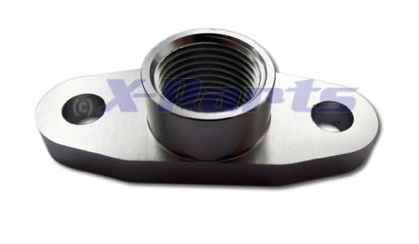 China Lader /Ölr/ücklauf Flansch Turbo Garrett GT40 GT42 GT45 T3//T4 Precision