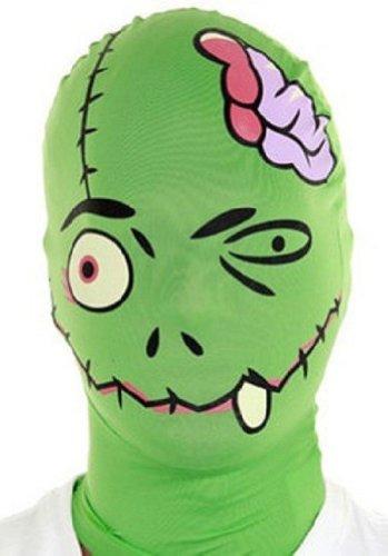 Unbekannt Helloween Party Morphsuit Maske ()