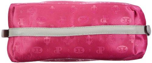 Poodlebags Club - Attrazione - Torino - 3CL0313TORIP, Damen Schultertaschen 33x27x27 cm (B x H x T) Pink (Pink)
