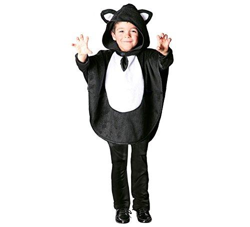 Imagen de disfraz de gatito infantil  4 6 años