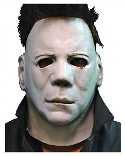 Michael Myers Halloween Halbmaske für Horrorfilm Fans