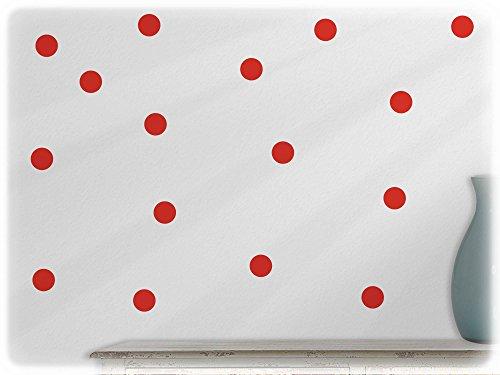 wandfabrik-wandtattoo-54-praktische-polka-dots-in-hellrot