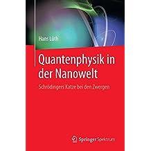 Quantenphysik in der Nanowelt: Schrödingers Katze bei den Zwergen