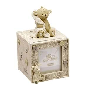 The emporium christening gifts motif ourson boutons for Maison classique emporium