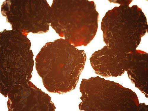 Sauerkirschen Trockenfrüchte, entsteint, ohne Zuckerzusatz & ungeschwefelt, 600g - Bremer Gewürzhandel