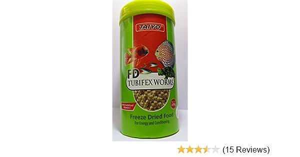 TAIYO Tubifex Worms (100 g)