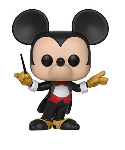 Mickey Director de Orques