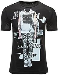Antony Morato T-shirt homme Impression Photo Front-Print