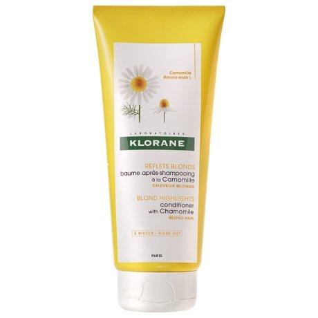 Klorane Balsamo dopo shampoo alla camomilla 200ml