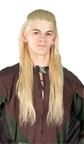 Lord Of Rings Legolas Perücke