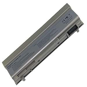 7800mAh 11.1V / 10.8V 9cells Batterie compatible pour Dell Latitude E6500 / E6510 Dell Latitude / Dell Précision M2400 / M4400 Dell Précision / Dell Précision M4500