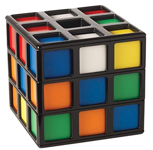 Jumbo Spiele 12168 Rubik\'s Cage, Brainteaser