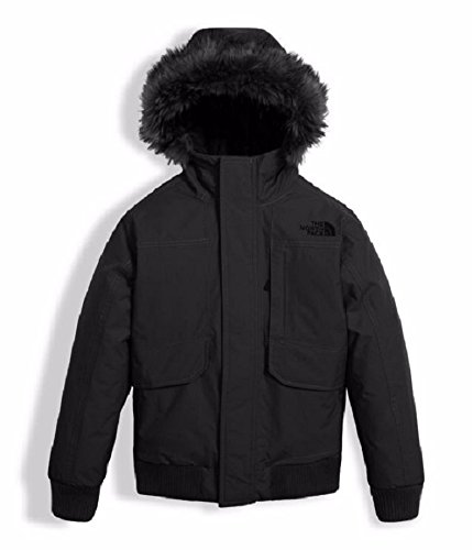 North Gotham Face Jacket Down (North Face B Gotham Down Jacket – Jacke, Kind, L, schwarz)