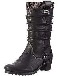 Rieker Y8080 Damen Langschaft Stiefel