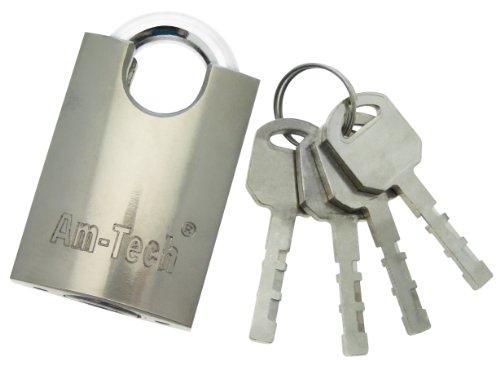 Am-Tech - Lucchetto ad alta sicurezza