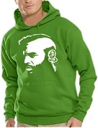 Touchlines Herren Kapuzen Sweatshirt Clubber - Mr. T vom A team