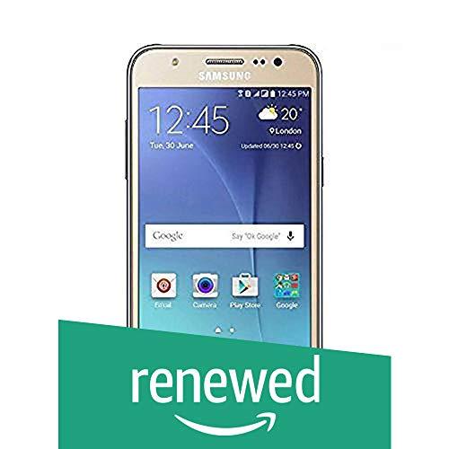 (Renewed) Samsung Galaxy J5 (Gold, 16GB)