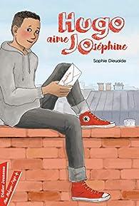 Hugo aime Jo par Sophie Dieuaide