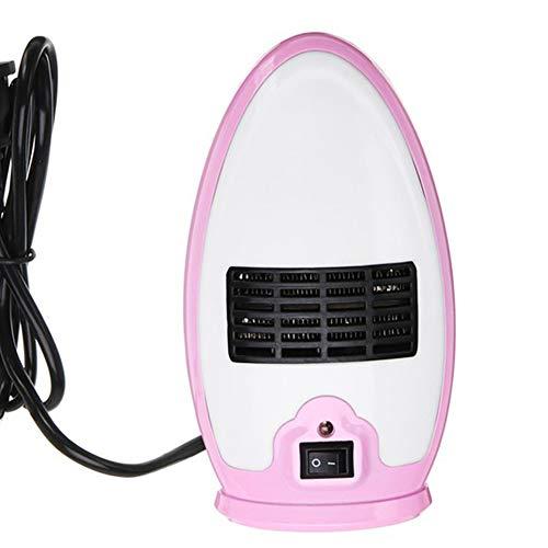 HS-HEATER 200W 220V Calentador eléctrico Mini Estufa eléctrica Caliente Calentador de Aire...