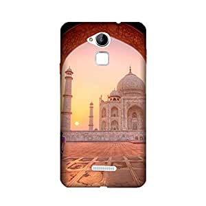 Yashas High Quality Designer Printed Case & Cover for Coolpad Note 3 (Taj Mahal)