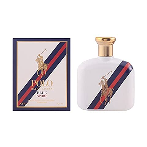 Blue Polo Sport by Ralph Lauren - Eau de Toilette Spray 125 ml