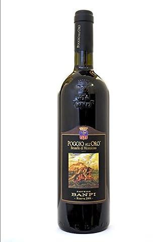 Brunello di Montalcino DOCG Riserva 2006 Poggio all'oro Lt 0,750 Vini di Toscana …