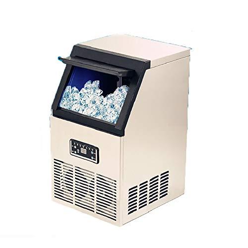 Eismaschine Kommerzielle Automatische Intelligente WasserküHler Eismaschine 10 Minuten EisküBel Wasser Optional Filter 50Kg / Tag Geeignet Bar Tea Shop Restaurant,Tapwater(sendfilter) - Kommerzielle Wasser-filter