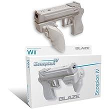 Scorpion IV Gun (Wii) [Import anglais]