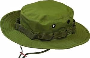 Highlander Tri-Laminate Boonie Hat - Olive, Small