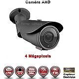 Tube AHD Anti-vandal MegaPixels Capteur 1/3' OV IR 40m étanche réf: EC-AHDC404MP - caméra vidéo surveillance - vidéo surveillance