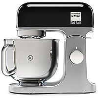 Kenwood KMX750BK Küchenmaschine, (1000 W, 5,0 l) schwarz