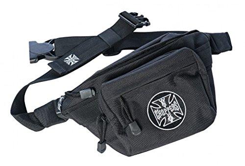West Coast Choppers Bauchtasche WCC Waistbag, Farbe:black;Größe:one-size