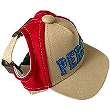 GHMHJH Sombrero para Mascotas  Protector Solar Sombrero para el Sol  Informal con Peluche 829eae2fb51