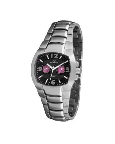 Viceroy 432018-75 - Reloj con correa de acero para mujer, multicolor
