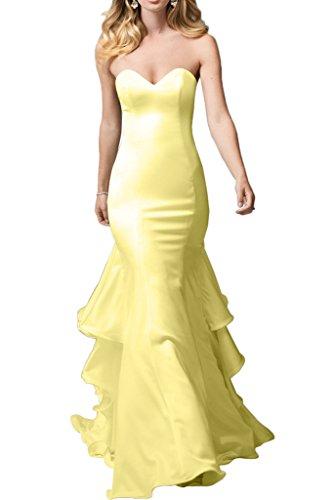 Gorgeous Bride - Robe - Femme Jonquille
