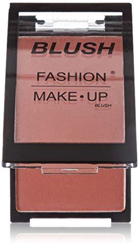 Fashion Make-Up FMU1300103 Fard à Joues N°3 Brun Rosé - Lot de 2