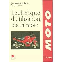 Technique d'utilisation de la moto