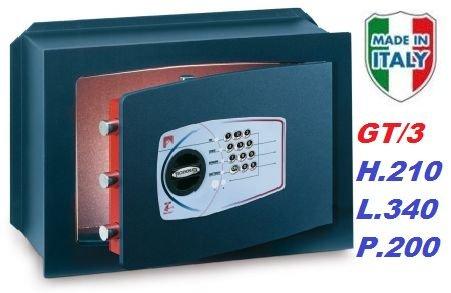 CASSAFORTE A MURO ELETTRONICA DIGITALE TECHNOMAX CERTIFICATA MADE IN ITALY