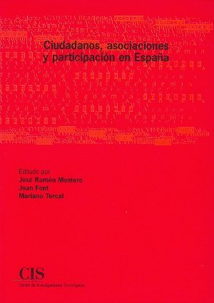 Ciudadanos, asociaciones y participación en España