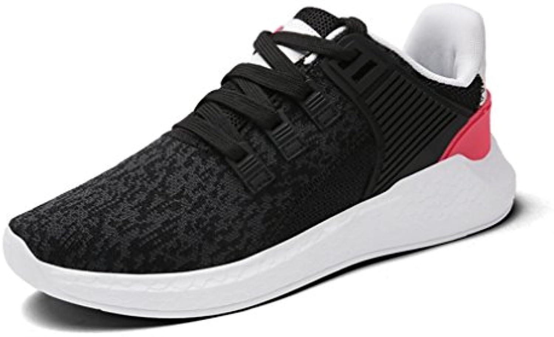 Herren Sportschuhe Niedrige Schnürsenkel Outdoor Freizeitschuhe Atmungsaktiv Laufschuhe Turnschuhe Sneakers