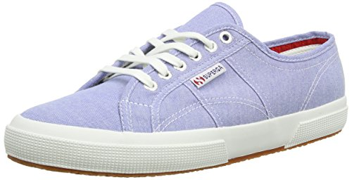 Superga 2750 Cotu Classic, Baskets mixte adulte Bleu (A26 Oxford Lt Blue)