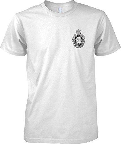 Ecommerce Evolution - Camicia militare -  uomo Bianco