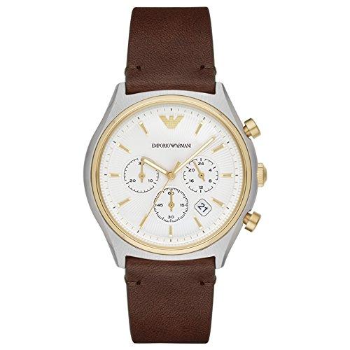 f349c1551bd8 Emporio Armani de los hombres reloj ar11033 ...