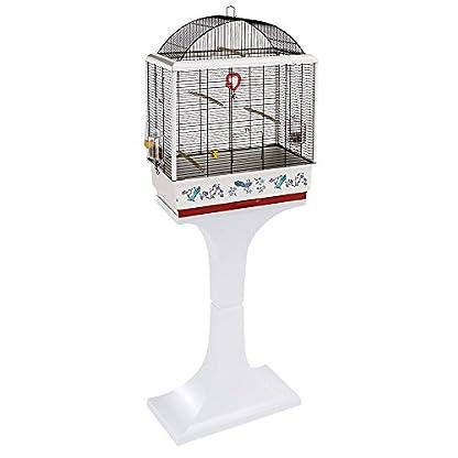 Ferplast Palladio 4 Decor Bird Cage, 59 x 33 x 69 cm, Black 2